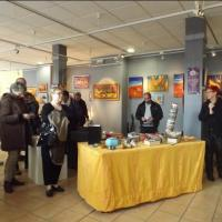 expo 2016 Willy et Emily Marceau, vernissage