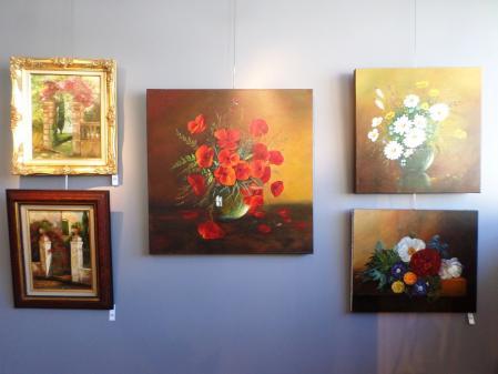 Chantal auguy rdv des artistes 2016