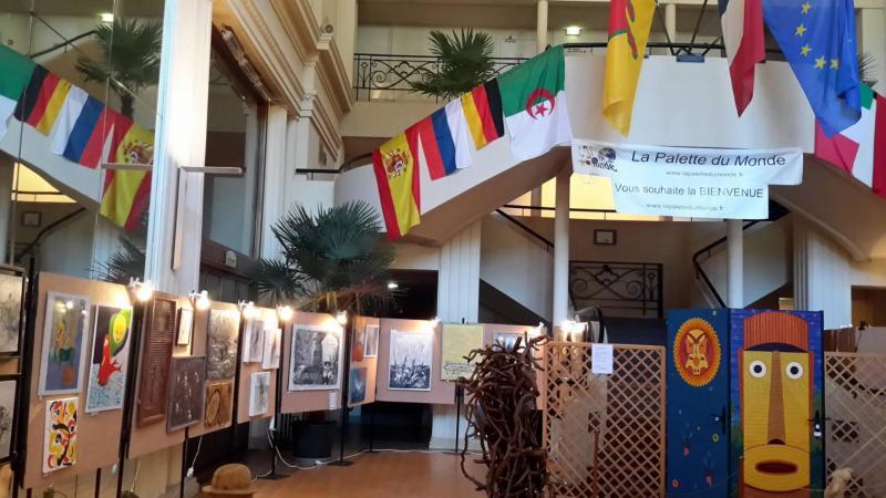 Expo festival des arts la bourboule 2016
